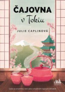 Čajovna v Tokiu - nejprodávanější kniha pro ženy