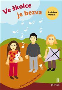 Ve školce je bezva - nejlepší kniha pro děti od 3 let