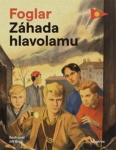 Záhada hlavolamu - dobrodružná kniha pro děti