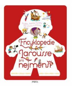Encyklopedie Larousse pro nejmenší – naučná kniha pro nejmenší děti