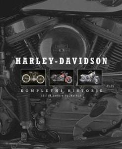 Kniha Harley Davidson – skvělý dárek pro motorkáře
