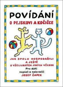 Povídání o pejskovi a kočičce – nejlépe hodnocená kniha pro nejmenší děti
