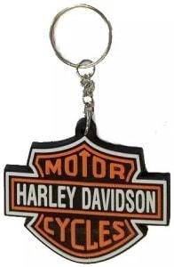 Přívěšek na klíče Harley Davidson – levný dárek pro motorkáře