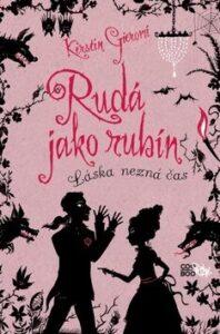 Rudá jako rubín – nejlepší romantická kniha pro teenagery