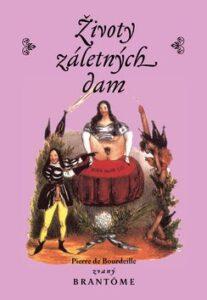 Životy záletných dam – historická erotická kniha