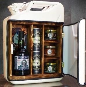 Dárkový kanystr bombabox – originální dárková sada pro muže
