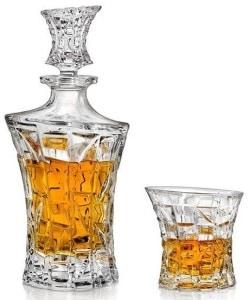 Dárkový set Crystal Bohemia PATRIOT Whisky Set – dárková whisky sada pro muže