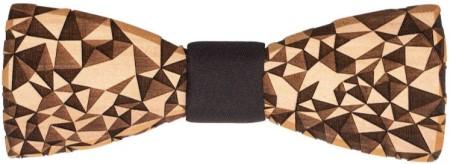 Dřevěný motýlek pro kolegu fešáka – ručně vyráběný dárek pro kolegu
