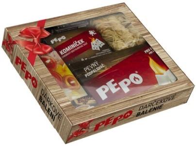PE-PO dárkové balení pro muže – vtipný dárek pro muže na letní grilování