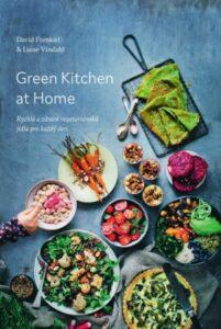 Green Kitchen At Home – Rychlé a zdravé recepty pro každý den – Nejzdravější vegetariánská kuchařka