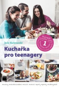 Kuchařka pro teenagery – Zábavná kuchařka pro teenagery