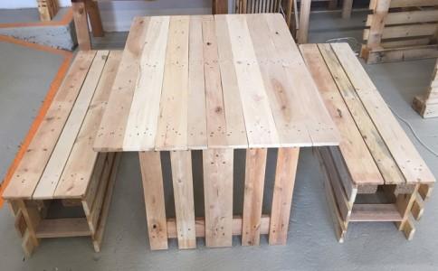 Kurz výroby nábytku z palet pro šikovné ručičky – dárky pro kutily