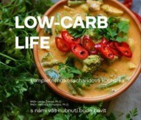 Low-carb life: kompletní nízkosacharidová kuchařka – Inspirativní nízkosacharidová kuchařka