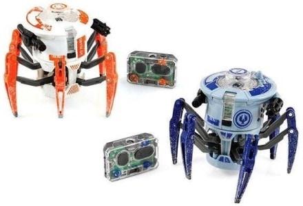 HEXBUG Bojový pavouk 2.0 – Robotický pavouk pro větší děti