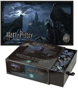 Harryho puzzle pro všechny hračičky – Harry Potter puzzle Mozkomorové