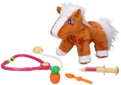 Interaktivní kůň, který potřebuje veterináře – interaktivní dárek pro holky