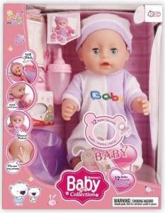 Interaktivní panenka pro holčičky – skvělý dárek k Vánocům