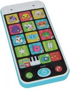 Interaktivní smartphone Simba pro nejmenší děti – moderní dárek k Vánocům