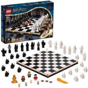 Kouzelnická šachová stavebnice Harry Potter pro milovníky deskových her