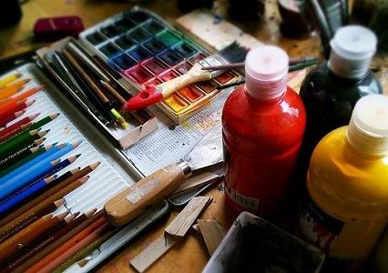 Kurz v oblasti kreativity - dárek pro bff