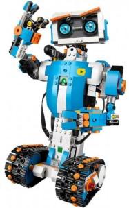 LEGO robot pro náročné – robotický dárek pro děti
