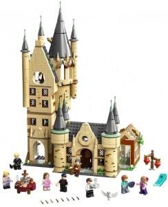 LEGO stavebnice Harry Potter – Astronomická věž v Bradavicích