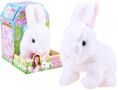 Skákající plyšový zajíček – interaktivní dárek pro kluky i holky