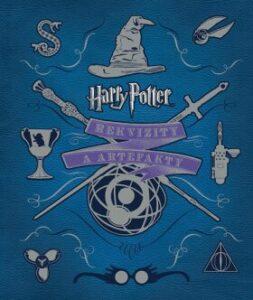"""Zajímavá kniha """"Harry Potter – rekvizity a artefakty"""""""