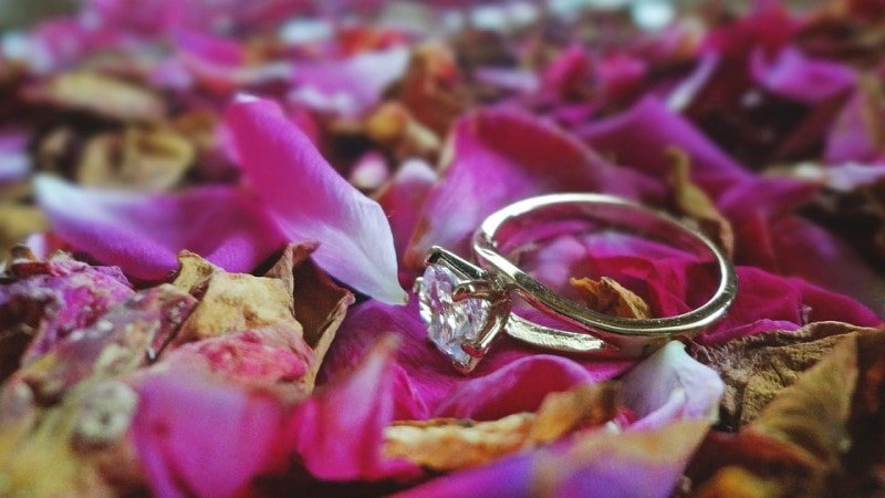 Zásnubní prsten – kde se nosí