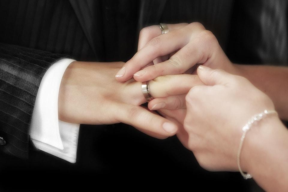Snubní prsteny - tradice