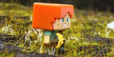 Minecraft dárky kVánocům i narozeninám