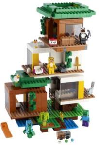 Minecraft LEGO musí mít každý správný fanoušek – minecraft dárek k Vánocům