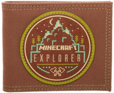 Minecraft výbava na cesty i do školy